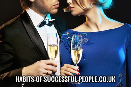 Successful businessmen want to find a trophy wife that makes other guys jealous